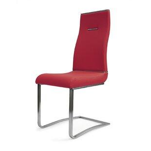 Coppola Upholstered Dining Chair (Set of 2) by Orren Ellis