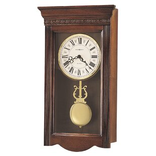 Chiming Quartz Eastmont Wall Clock by Howard Miller?