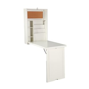 Beau Turrella Wall Mounted Floating Desk