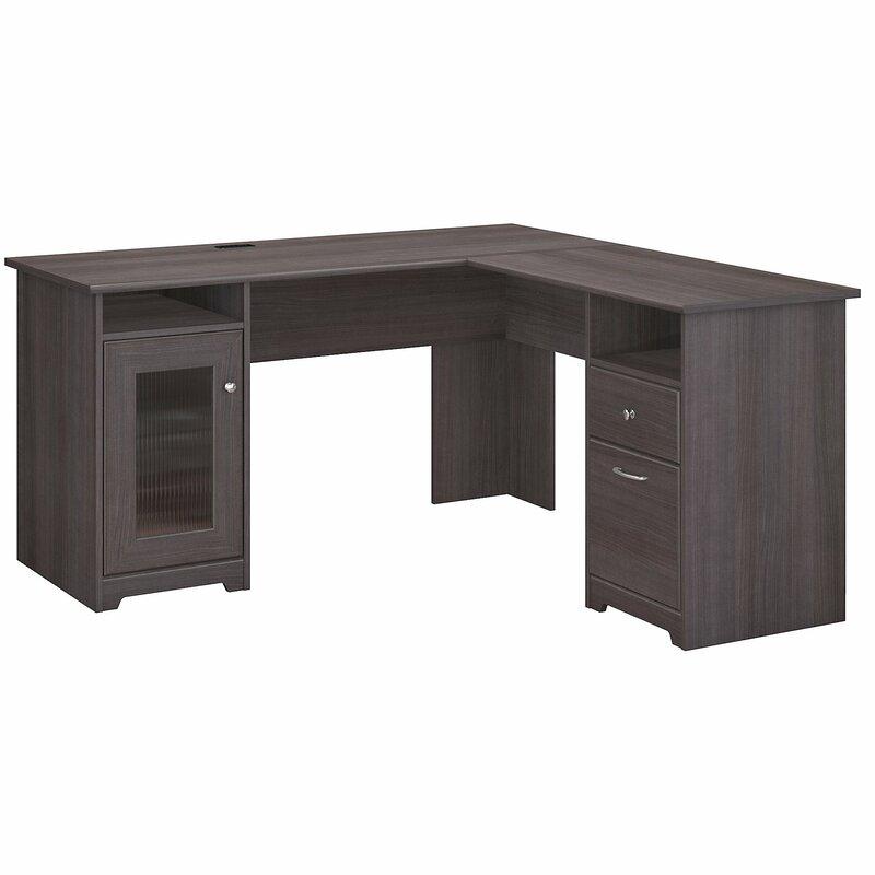 Potluri L Shaped Executive Desk