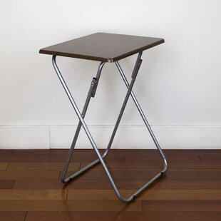 Folding TV Table by Home Basics