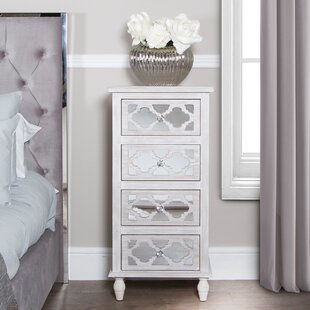Cancun Beach 4 Drawer Chest Of Drawers By Fairmont Park