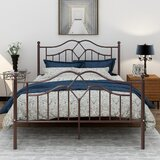 Macdougail Platform Bed by Canora Grey