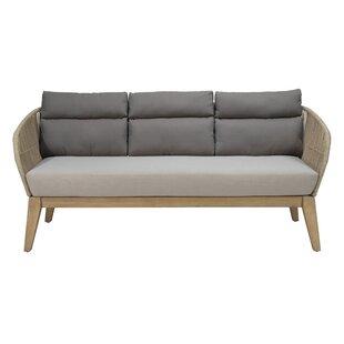 Explorer Fuego Patio Sofa With Cushions By Seasonal Living