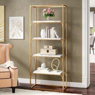 Ny 4 Tier Etagere Bookcase