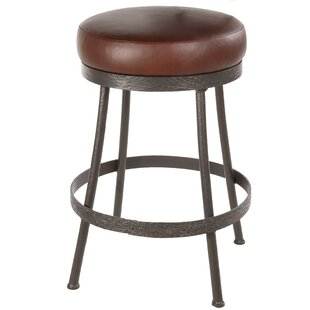 Cedarvale Swivel Bar  Counter Stool by Stone County Ironworks