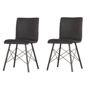 Noe Upholstered Dining Chair (Set of 2)