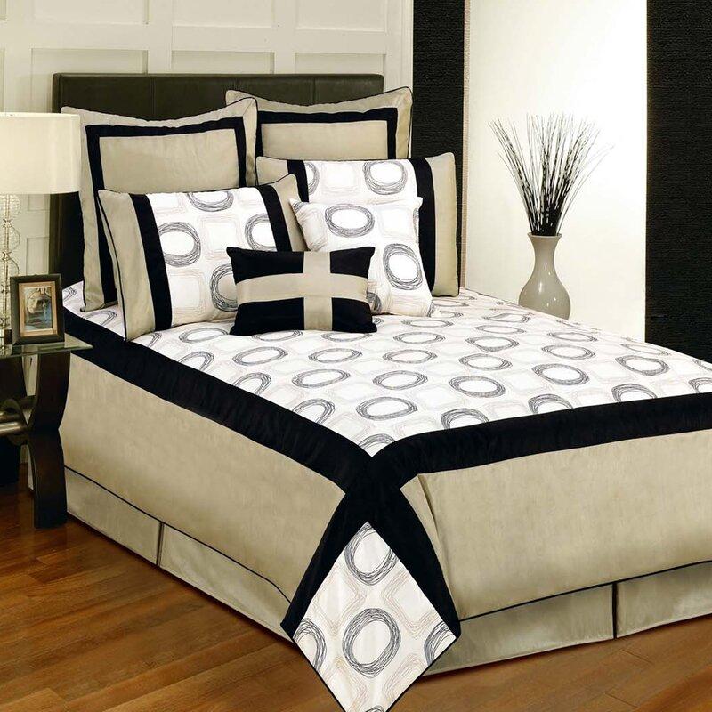 Synergy 8 Piece Comforter Set