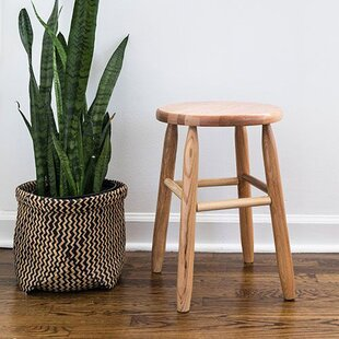Pellegrini 18 Bar Stool Gracie Oaks