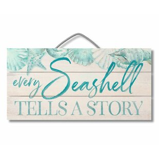 Seashell Wall Decor Wayfair