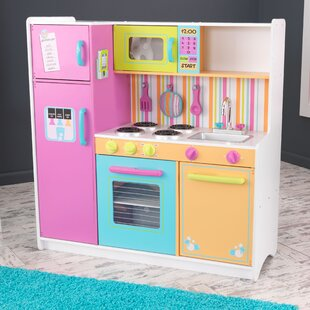 deluxe big and bright kitchen - Toy Kitchen