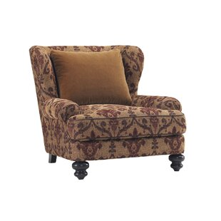 Kent Armchair by Tommy Bahama Home