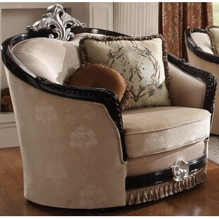 Mcclellan Armchair by Astoria Grand