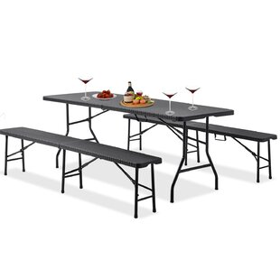 Tyreke 10 Seater Dining Set By Sol 72 Outdoor
