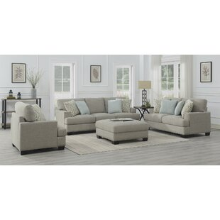 Elvira Configurable Living Room Set by Highland Dunes