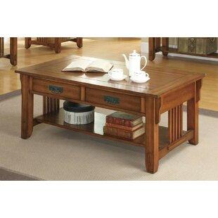 Rock Coffee Table
