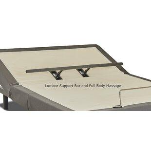 165 Massaging Zero Gravity Adjustable Bed Wireless Remote