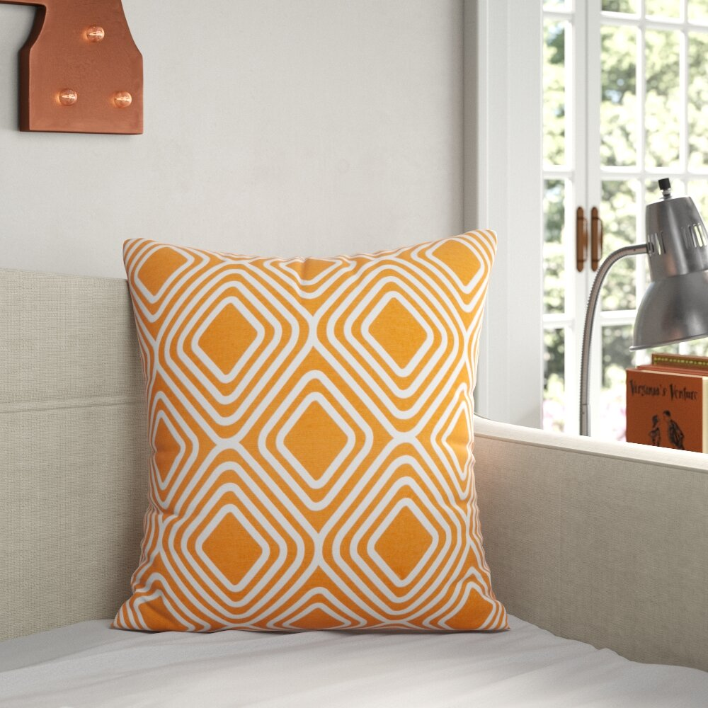 22 Square Pillow Cover Throw Pillows Free Shipping Over 35 Wayfair