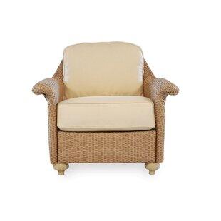 Lloyd Flanders Oxford Patio Chair with Cu..
