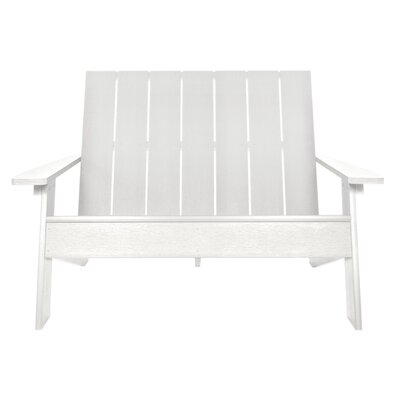 Super Highwood Usa Barcelona Double Wide Plastic Adirondack Chair Bralicious Painted Fabric Chair Ideas Braliciousco