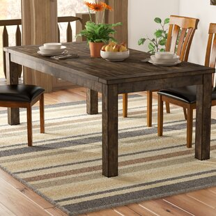 America Dining Table by Mistana Top Reviews