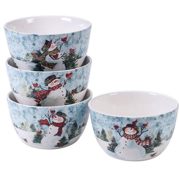Snowman Bowls Wayfair