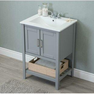 Tamecca 24 Single Bathroom Vanity Set