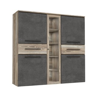 Tyne Display Cabinet By Mercury Row
