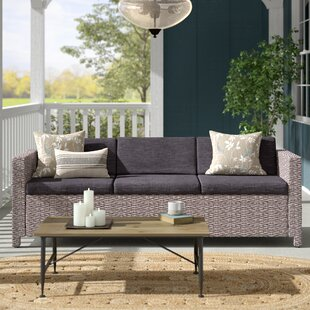 Are Outdoor Sofa Set With Cushions by Gracie Oaks Design