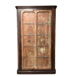 Timeless Old 2 Door Accent Cabinet by Taran Designs