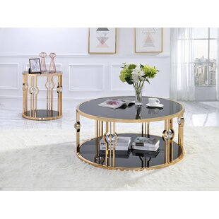 Bellingham 2 Piece Coffee Table Set