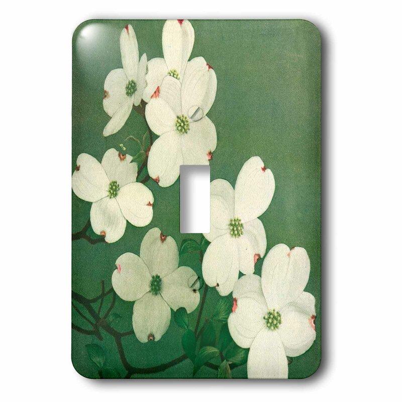 3drose 1 Gang Toggle Light Switch Wall Plate Wayfair