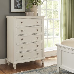 Rae 5 Drawer Chest by Three Posts
