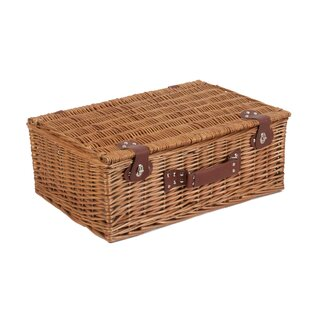 4 Person Chiller Picnic Basket By Union Rustic