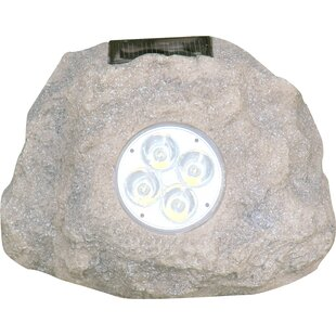 Homebrite Solar Solar 4-Light Spot Light (Set of 3)