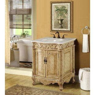 Antique Bathroom Vanity Wayfair