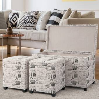 Remarkable Monarch Specialties Inc Vintage Storage Ottoman Reviews Short Links Chair Design For Home Short Linksinfo