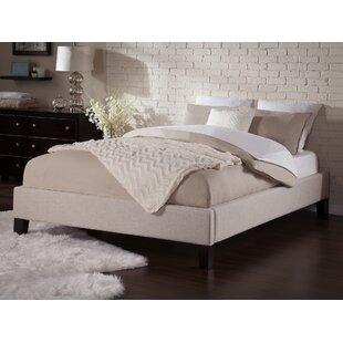 Ivy Bronx Czarnecki King Upholstered Platform Bed