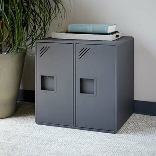 Stackable Storage Cabinet by VARIDESK