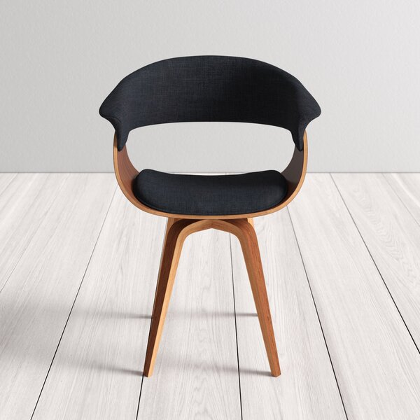 Groovy Modern Contemporary Barrel Dining Chair Allmodern Machost Co Dining Chair Design Ideas Machostcouk