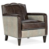 Griffin 28.5 W Polyester Down Cushion Armchair by Bradington-Young