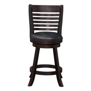 Starkville 24 Swivel Bar Stool by DarHome Co