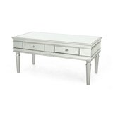 Callender Coffee Table with Storage byHouse of Hampton