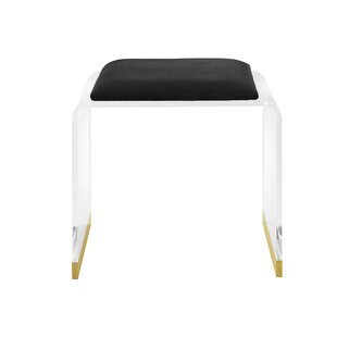 Terrific Syrna Vanity Stool Gmtry Best Dining Table And Chair Ideas Images Gmtryco