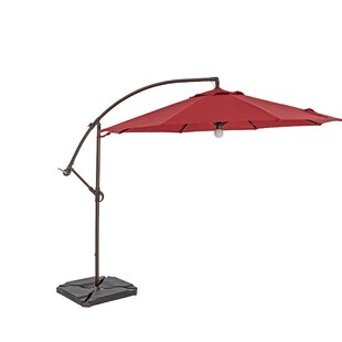 TrueShade™ Plus 9' Square Cantilever Umbrella
