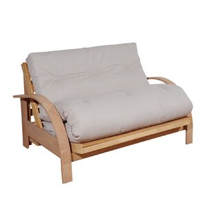 Christopher 2 Seater Futon Sofa By 17 Stories