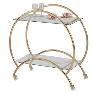 Baird Rolling Bar Cart by ..