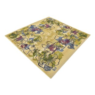 Ronda Pink/Green Indoor/Outdoor Area Rug