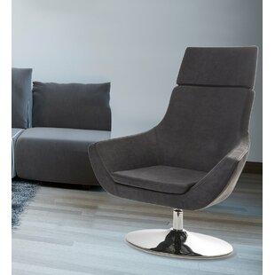 Orren Ellis Crafa Swivel Lounge Chair