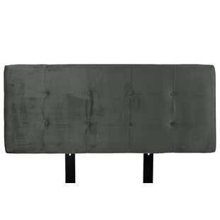 Zaniyah Upholstered Panel Headboard